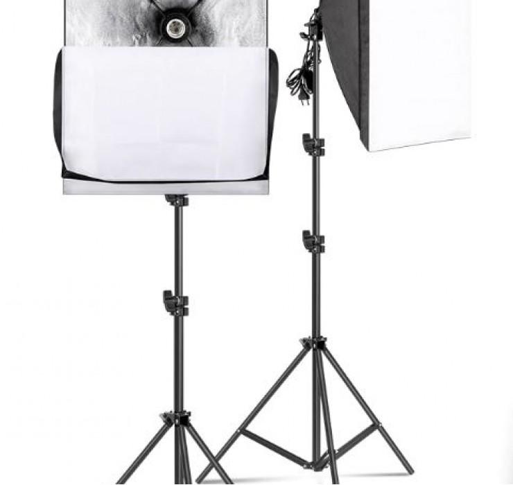 Софтбокс для фотосъемки, 50х70 см