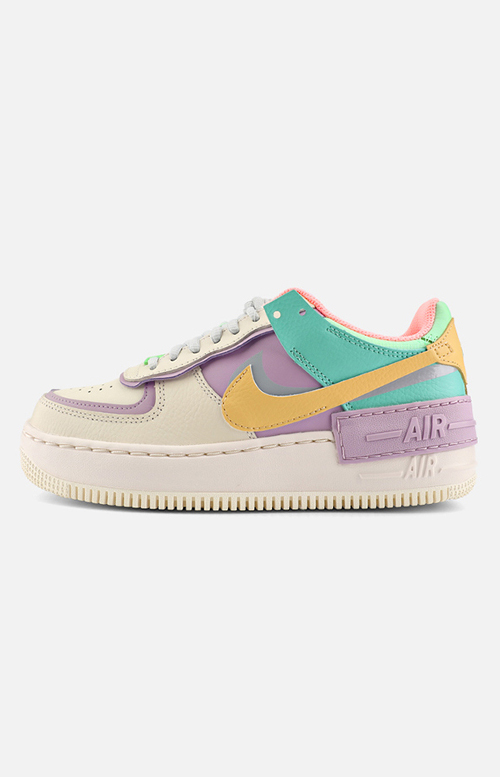 Nike Air Force 1 Shadow Tropical Twist 1 1 It's characterized by double design details and layered pieces, as a nod to women that set examples in their communities as forces of change. 044klan com