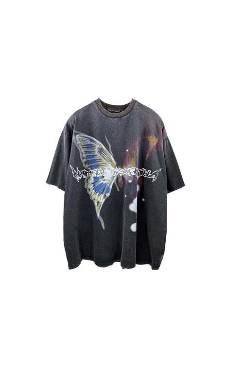 Магическая винтажная футболка